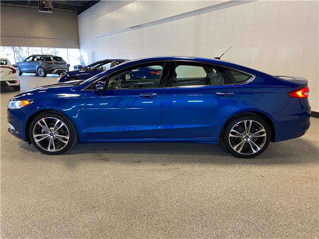 2017 Ford Fusion Titanium (Stk: P12540) in Calgary - Image 1 of 18