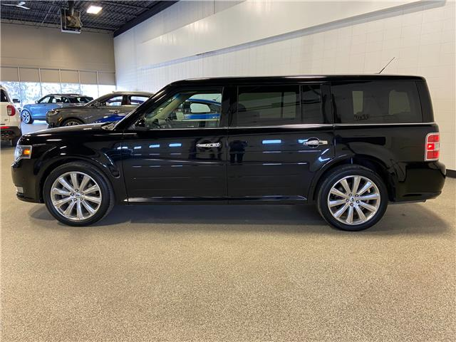 2018 Ford Flex Limited (Stk: P12647) in Calgary - Image 1 of 27