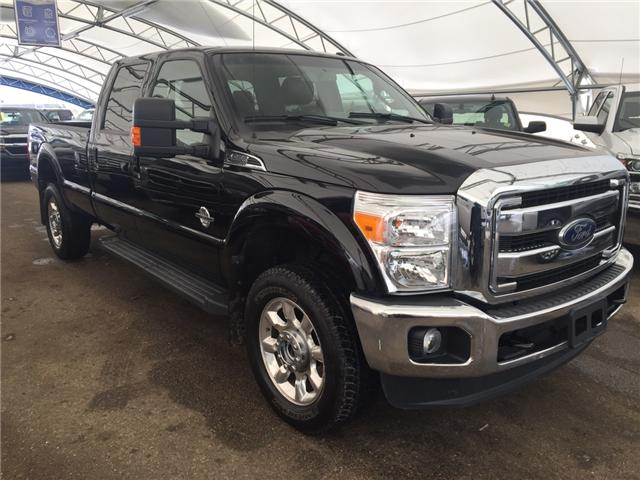 2016 Ford F-350 Lariat (Stk: 162087) in AIRDRIE - Image 1 of 20