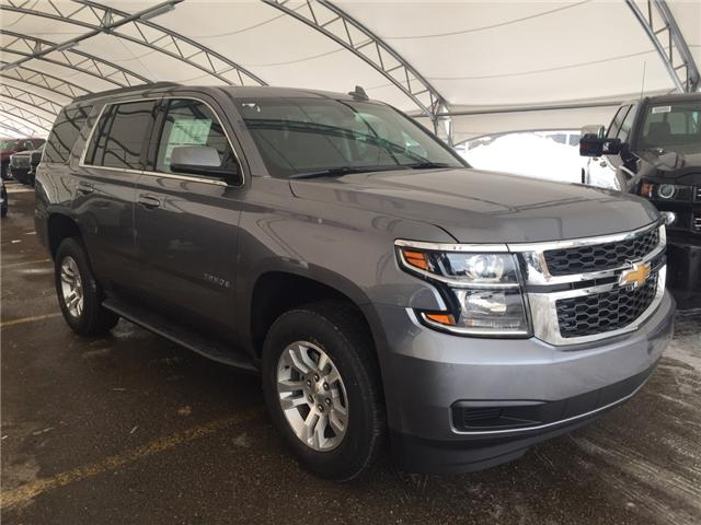 2018 Chevrolet Tahoe LS (Stk: 161567) in AIRDRIE - Image 1 of 22