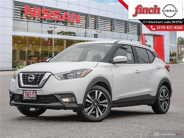 2018 Nissan Kicks SV (Stk: 00126-L) in London - Image 1 of 27