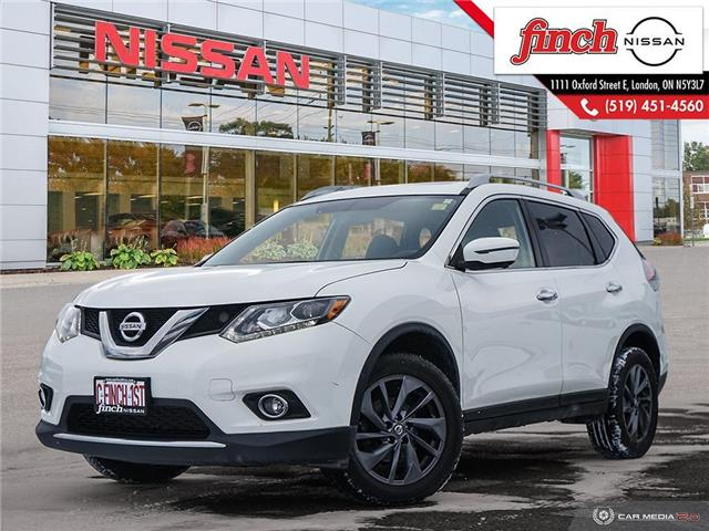 2016 Nissan Rogue  (Stk: 06537-A) in London - Image 1 of 27