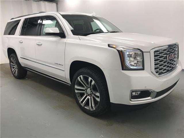 2018 GMC Yukon XL Denali (Stk: 190014) in Lethbridge - Image 1 of 19
