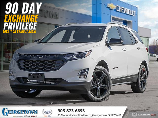 2020 Chevrolet Equinox Premier (Stk: 31423) in Georgetown - Image 1 of 27