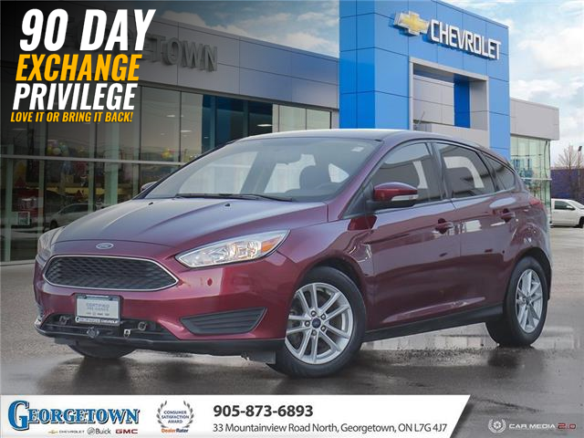 2017 Ford Focus SE (Stk: 32795) in Georgetown - Image 1 of 27