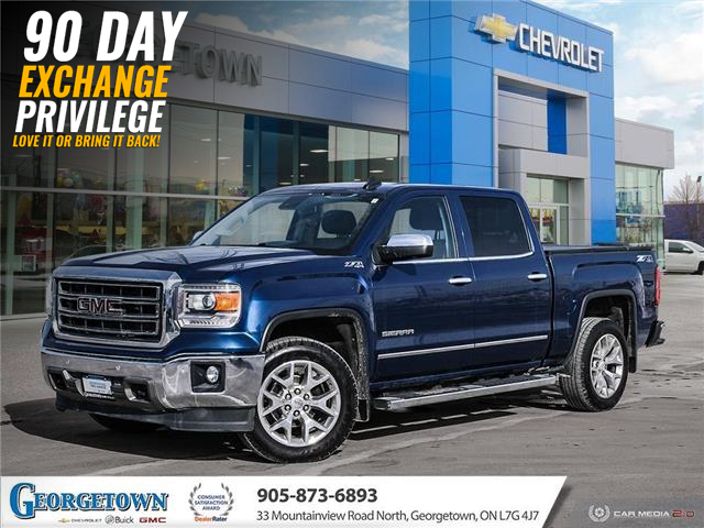 2015 GMC Sierra 1500 SLT (Stk: 33089) in Georgetown - Image 1 of 28