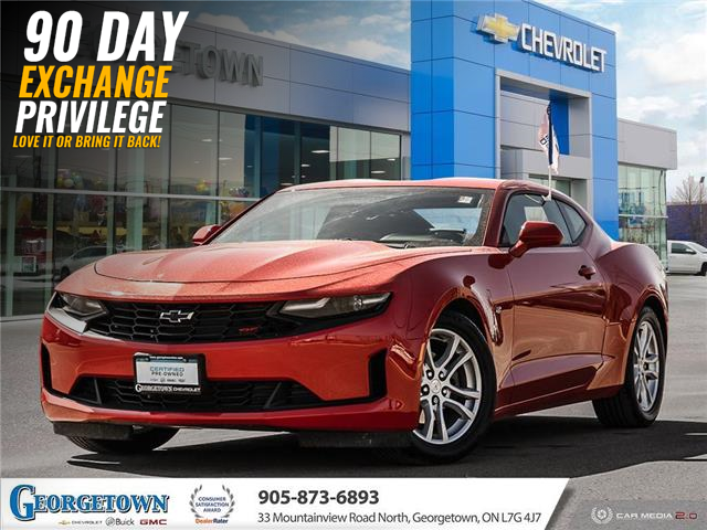 2019 Chevrolet Camaro 1LT (Stk: 33255) in Georgetown - Image 1 of 24