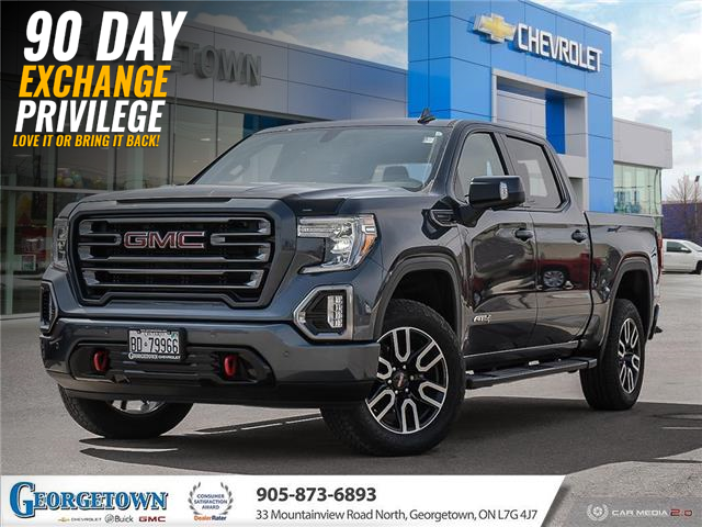 2019 GMC Sierra 1500 AT4 (Stk: 28236) in Georgetown - Image 1 of 28