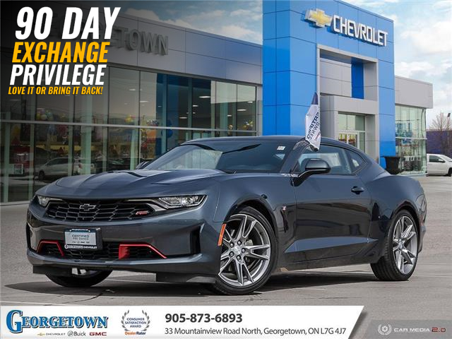 2019 Chevrolet Camaro 1LT (Stk: 33256) in Georgetown - Image 1 of 24
