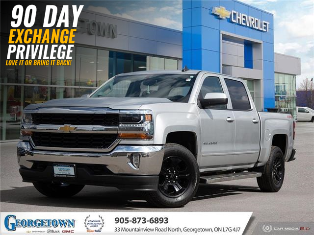 2018 Chevrolet Silverado 1500 1LT (Stk: 33358) in Georgetown - Image 1 of 22