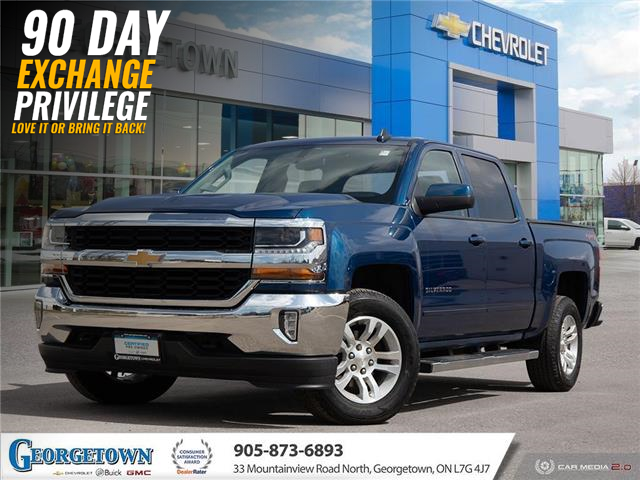 2018 Chevrolet Silverado 1500 1LT (Stk: 25411) in Georgetown - Image 1 of 23