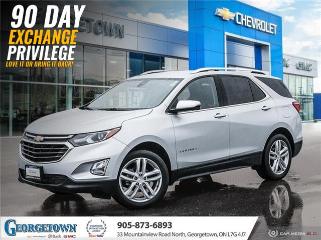 2018 Chevrolet Equinox Premier (Stk: 25645) in Georgetown - Image 1 of 27