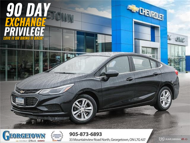 2016 Chevrolet Cruze LT Auto (Stk: 33480) in Georgetown - Image 1 of 28
