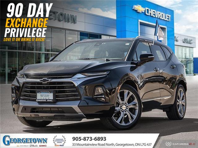 2020 Chevrolet Blazer Premier (Stk: 33309) in Georgetown - Image 1 of 26