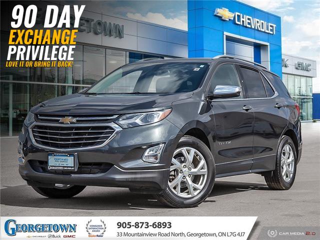 2018 Chevrolet Equinox Premier (Stk: 26351) in Georgetown - Image 1 of 24