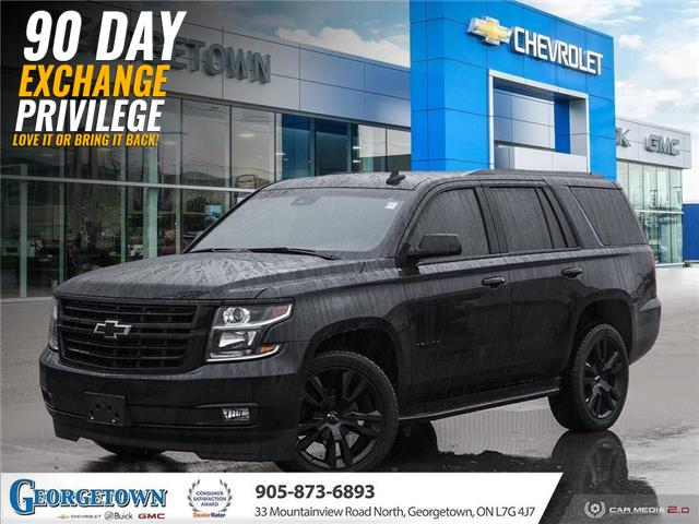 2019 Chevrolet Tahoe LT (Stk: 29828) in Georgetown - Image 1 of 27