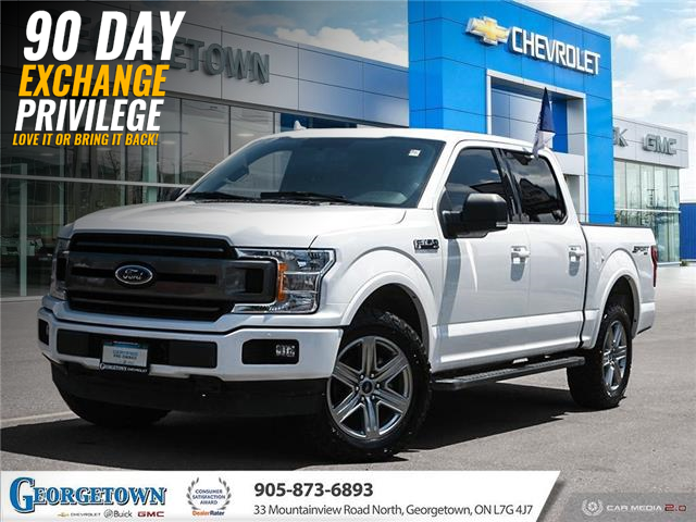 2018 Ford F-150 XLT (Stk: 33595) in Georgetown - Image 1 of 27