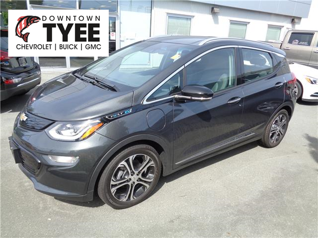 2020 Chevrolet Bolt EV Premier (Stk: T20147) in Campbell River - Image 1 of 19