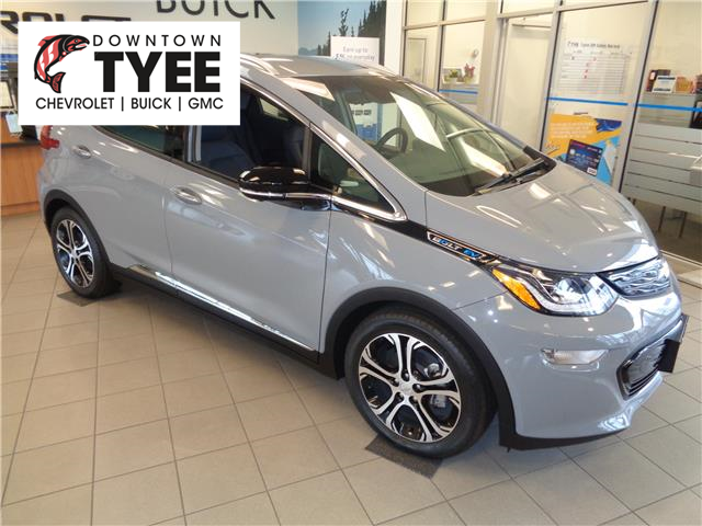 2020 Chevrolet Bolt EV Premier (Stk: T20027) in Campbell River - Image 1 of 21