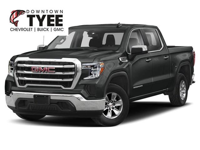 2021 GMC Sierra 1500 SLE (Stk: T21077) in Campbell River - Image 1 of 9