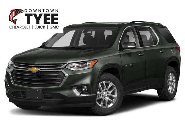 2021 Chevrolet Traverse RS (Stk: T21084) in Campbell River - Image 1 of 9