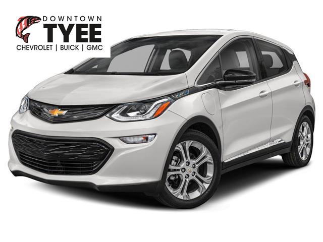 2021 Chevrolet Bolt EV LT (Stk: T21088) in Campbell River - Image 1 of 9