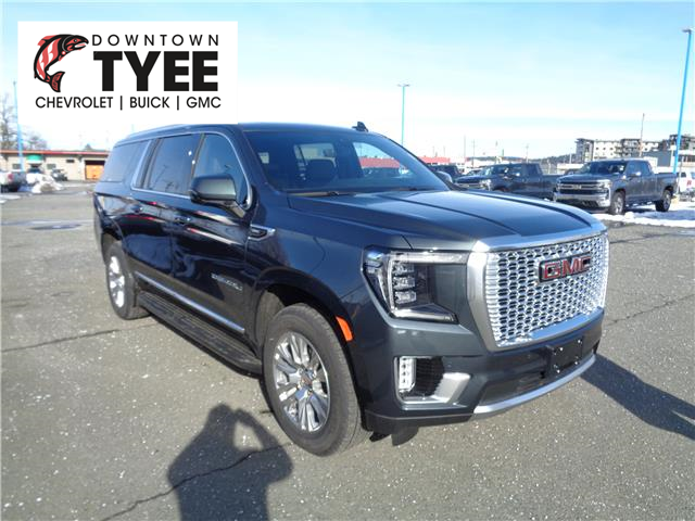 2021 GMC Yukon XL Denali (Stk: T21064) in Campbell River - Image 1 of 26