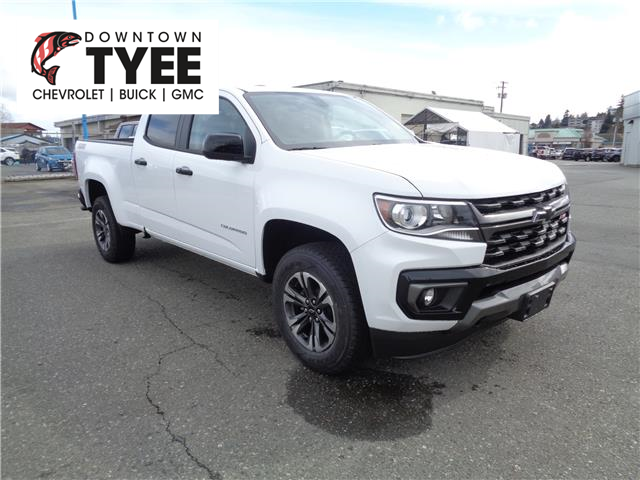 2021 Chevrolet Colorado Z71 (Stk: T21110) in Campbell River - Image 1 of 23