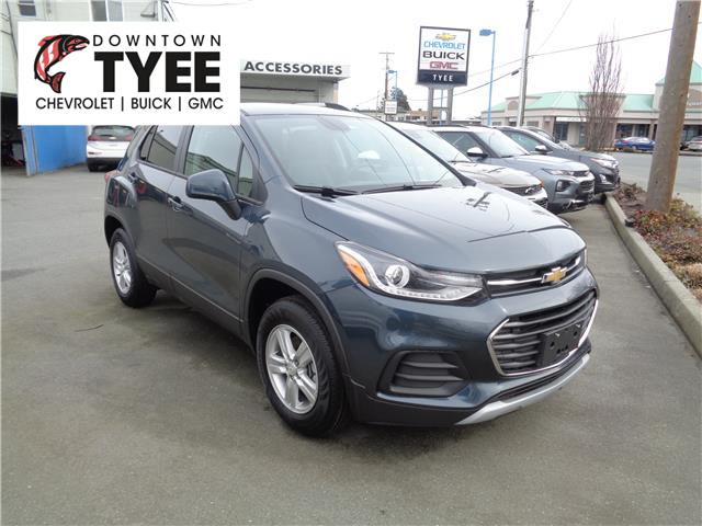 2021 Chevrolet Trax LT (Stk: T21045) in Campbell River - Image 1 of 25