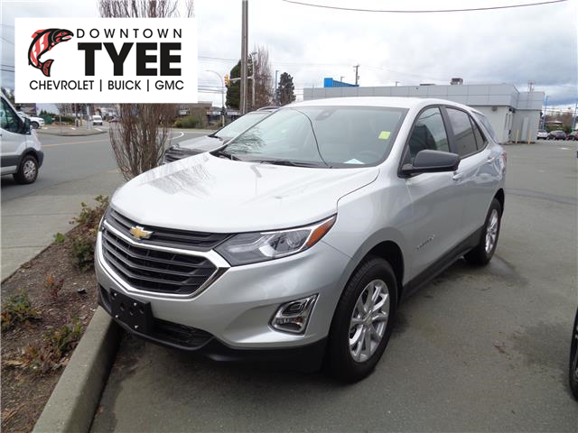 2021 Chevrolet Equinox LS (Stk: T21069) in Campbell River - Image 1 of 27