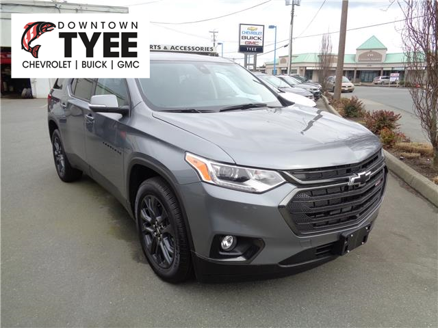 2021 Chevrolet Traverse RS (Stk: T21081) in Campbell River - Image 1 of 25