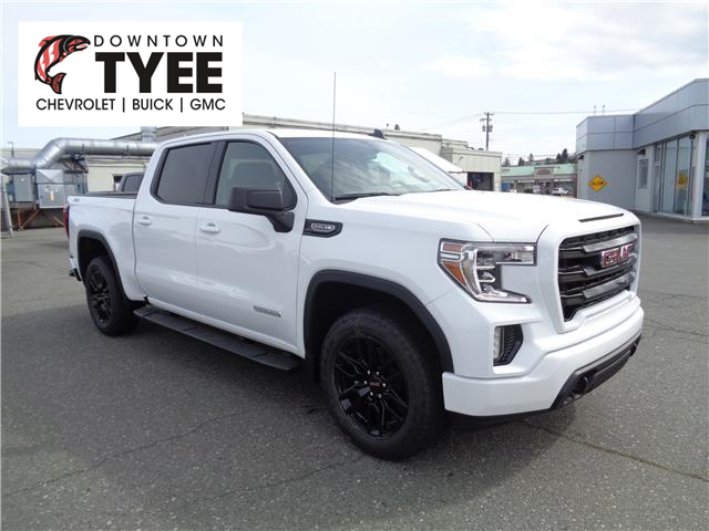 2021 GMC Sierra 1500 Elevation (Stk: T21087) in Campbell River - Image 1 of 26