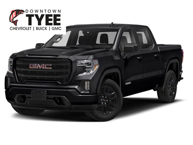 2021 GMC Sierra 1500 Elevation (Stk: T21130) in Campbell River - Image 1 of 9