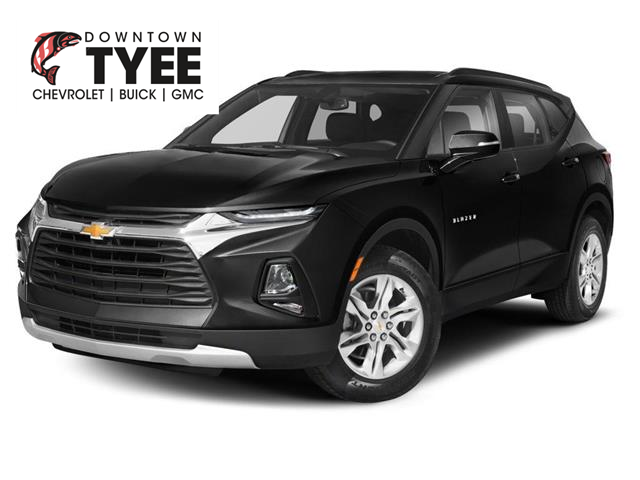 2021 Chevrolet Blazer RS (Stk: T21133) in Campbell River - Image 1 of 9