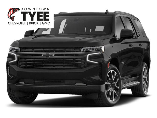 2021 Chevrolet Tahoe Premier (Stk: T21135) in Campbell River - Image 1 of 3
