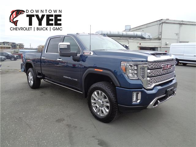 2021 GMC Sierra 3500HD Denali (Stk: T21129) in Campbell River - Image 1 of 27