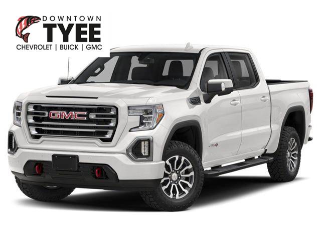 2021 GMC Sierra 1500 AT4 (Stk: T21159) in Campbell River - Image 1 of 9