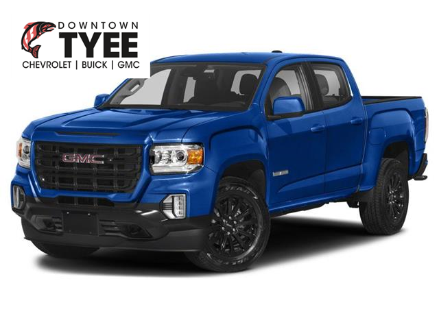 2021 GMC Canyon Elevation (Stk: T21160) in Campbell River - Image 1 of 9