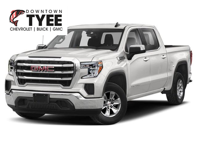 2021 GMC Sierra 1500 SLE (Stk: T21162) in Campbell River - Image 1 of 9