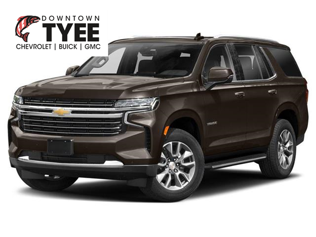 2021 Chevrolet Tahoe LT (Stk: T21170) in Campbell River - Image 1 of 9