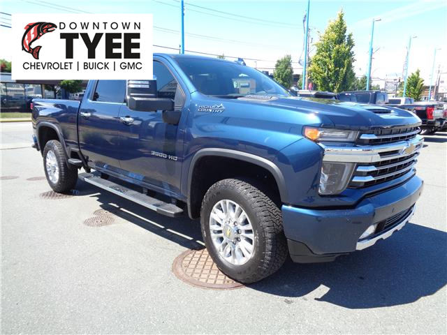 2021 Chevrolet Silverado 3500HD High Country (Stk: T21158) in Campbell River - Image 1 of 25