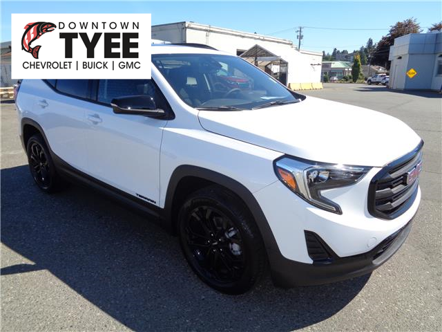 2021 GMC Terrain SLE (Stk: T21165) in Campbell River - Image 1 of 27