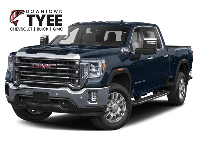 2022 GMC Sierra 3500HD AT4 (Stk: T22005) in Campbell River - Image 1 of 8