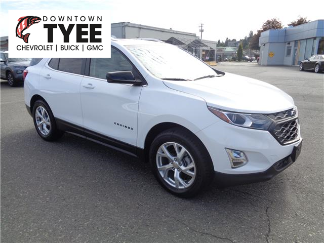 2021 Chevrolet Equinox LT (Stk: T21214) in Campbell River - Image 1 of 19