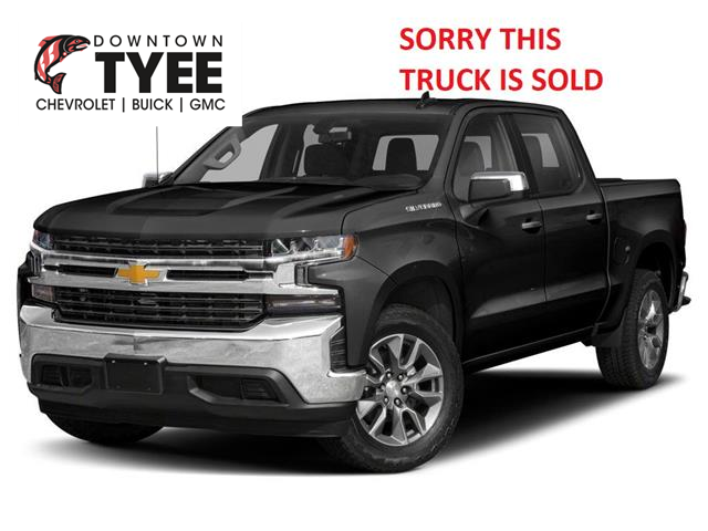 2021 Chevrolet Silverado 1500 RST (Stk: T21209) in Campbell River - Image 1 of 10