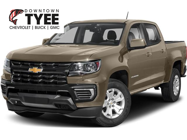 2021 Chevrolet Colorado ZR2 (Stk: ) in Campbell River - Image 1 of 1