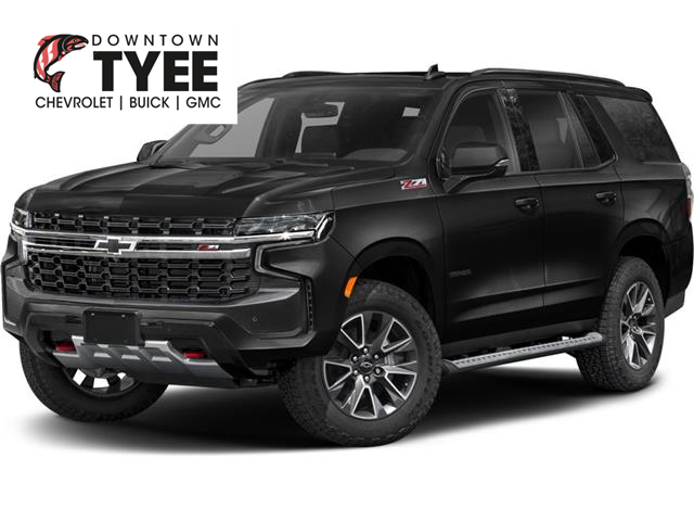 2021 Chevrolet Tahoe Z71 (Stk: ) in Campbell River - Image 1 of 1
