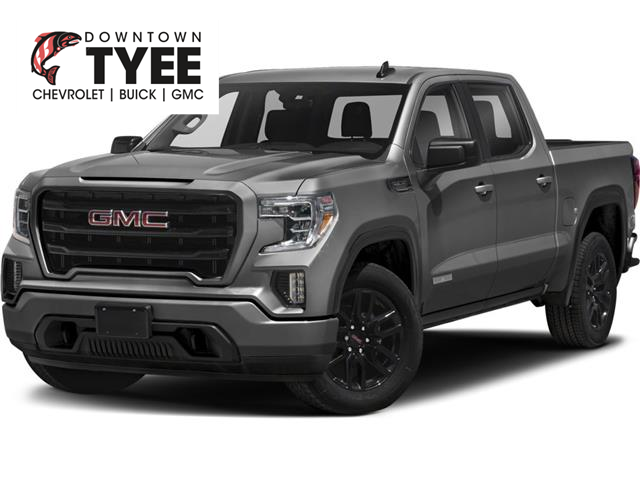 2021 GMC Sierra 1500 Elevation (Stk: ) in Campbell River - Image 1 of 1