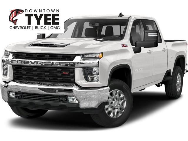 2022 Chevrolet Silverado 3500HD Work Truck (Stk: ) in Campbell River - Image 1 of 1