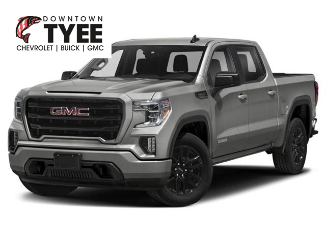 2021 GMC Sierra 1500 Elevation (Stk: T21220) in Campbell River - Image 1 of 9